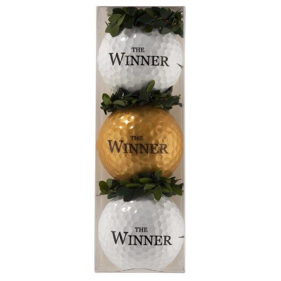3er Golfbälle Winner