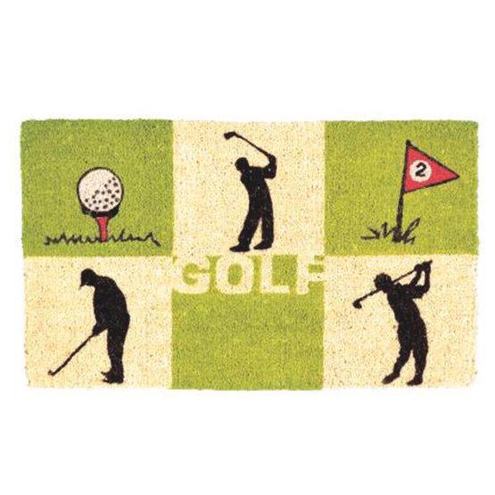 Golf Kokos-Fussmatte
