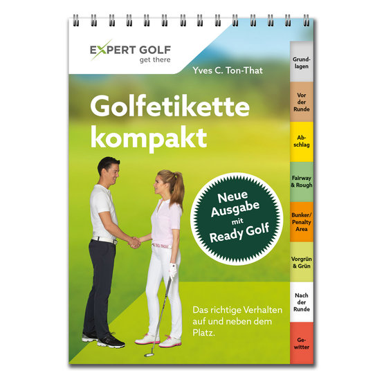 Image of Expert Golf Etikette kompakt Bunt