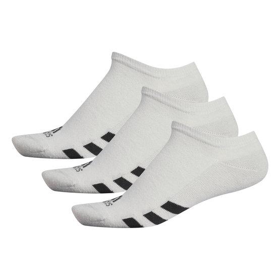 Image of Adidas 3er Pack noshow Socklet grau