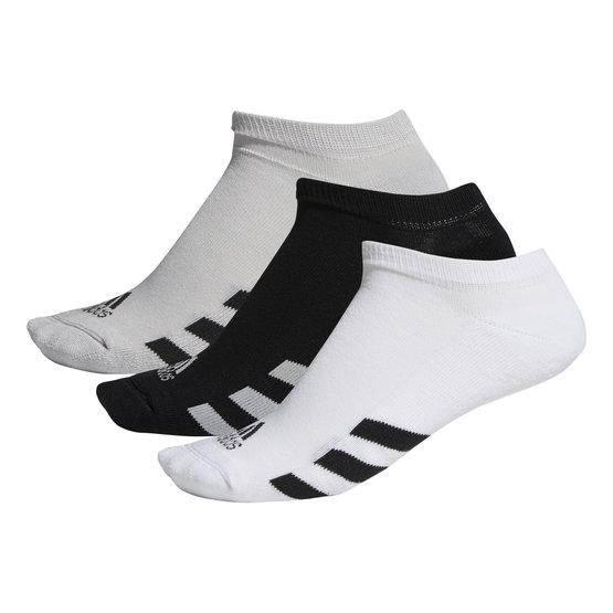 Image of Adidas 3er Pack noshow Socklet schwarz