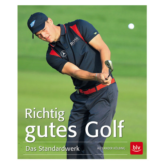Image of BLV Richtig gutes Golf Bunt