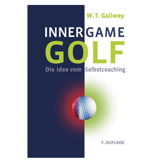 Image of Allesimfluss-Verlag Inner Game Golf Bunt