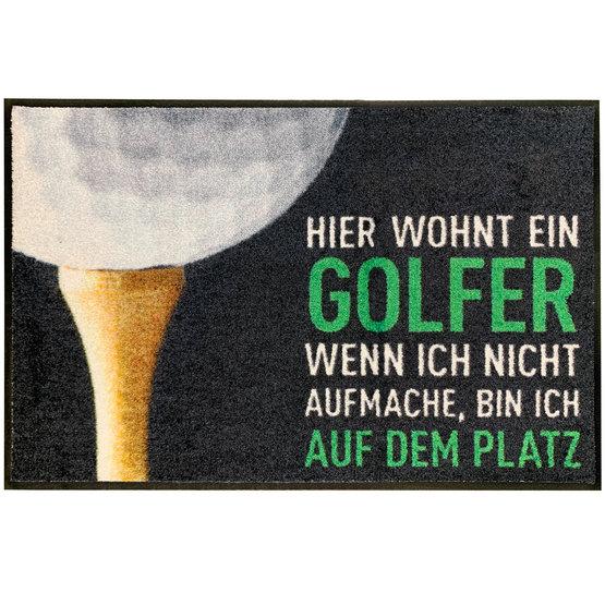 Golf Wohnmatte