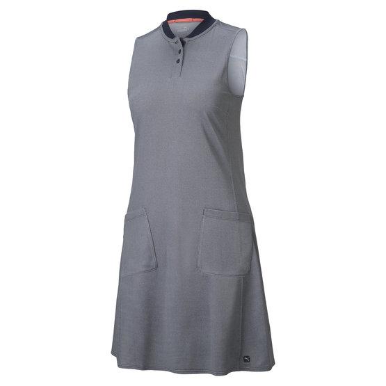 Golf House Puma Farley Ohne Arm Kleid Blau