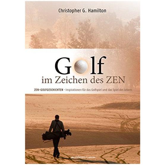 Image of Allesimfluss-Verlag Golf im Zeichen des Zen Bunt